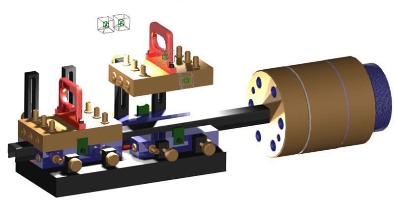 3D Animation Extruder und Kalibrierung