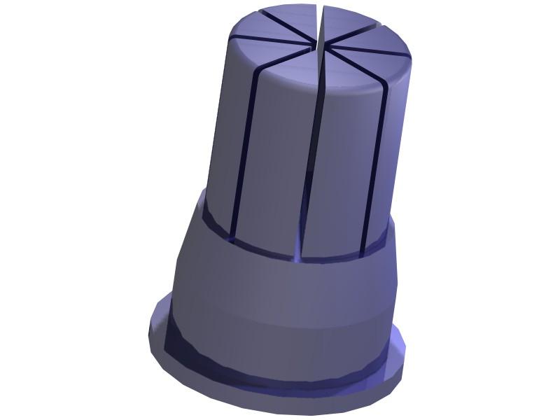 Visualisierung Unterer Formkern